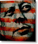 JFK Metal Print by Paul Lovering