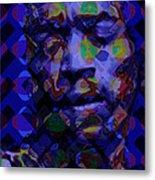 Jimi Hendricks Metal Print