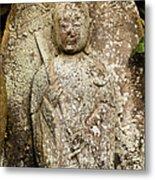 Jizo Bodhisattva Metal Print
