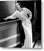Joan Crawford, Ca. 1932-33 Metal Print