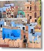 Jodhpur - Rajasthan - India Metal Print