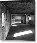 Joe's Garage Metal Print