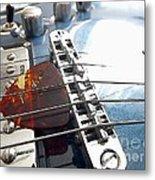 Joe's Guitar Metal Print