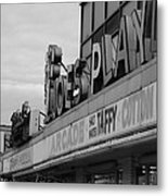 Joe's Playland Metal Print