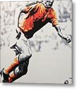 Johan Cruyff - Holland Metal Print
