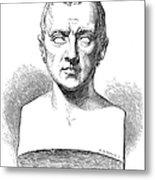 Johann Kaspar Spurzheim Metal Print