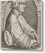 Johann Stoffler (1452 - 1531) German Metal Print