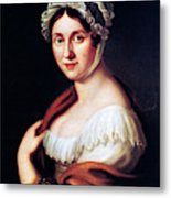 Johanna Wagner (1774-1848) Metal Print