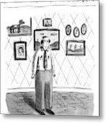 John B.; Best Entertainment Value For Under $1.79 Metal Print