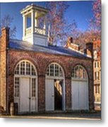 John Browns Fort - Harpers Ferry West Virginia - Modern Day Autumn Metal Print