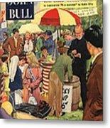 John Bull 1956 1950s Uk Schools Metal Print by The Advertising Archives