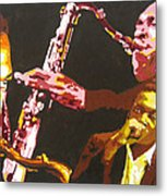 John Coltrane A Love Supreme Metal Print