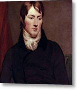 John Constable (1776-1837) Metal Print