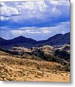John Day Fossil Beds Nations Monuments Metal Print
