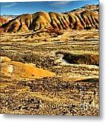 John Day Oregon Landscape Metal Print