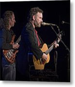 John Gorka And Michael Manring In Concert Metal Print