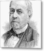 John Guy Vassar (1811-1888) Metal Print