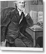 John Hunter (1728-1793) Metal Print