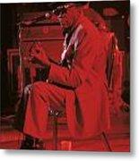 John Lee Hooker Metal Print