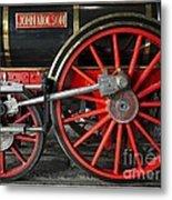 John Molson Steam Train Locomotive Metal Print