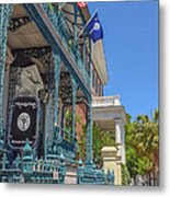 John Rutledge House Metal Print