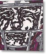 Johnny Manziel 16 Metal Print
