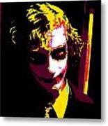 Joker 10 Metal Print