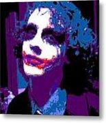 Joker 12 Metal Print
