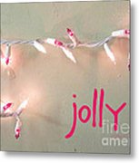 Jolly Metal Print