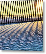 Jones Beach Metal Print by JC Findley
