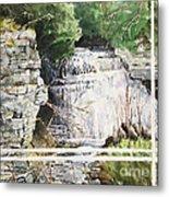 Jones Falls Metal Print