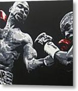 Jones Jr Vs Trinidad Metal Print