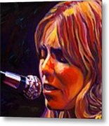 Joni Mitchell..legend Metal Print