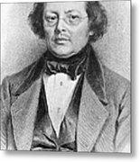 Joseph Skoda (1805-1881) Metal Print