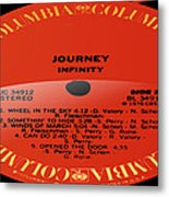 Journey - Infinity Side 2 Metal Print