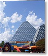 Journey Into Imagination With Figment Metal Print