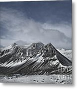 Journey Into The Realms Above Metal Print