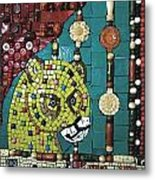 Journey To Africa Metal Print