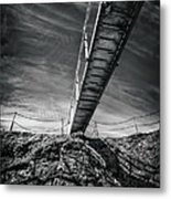 Journey To The Centre Of The Earth Metal Print