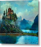 Journeys End Metal Print