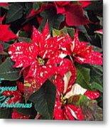 Joyous Christmas Metal Print