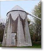Judah Baker Windmill Metal Print