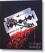 Judas Priest Metal Print