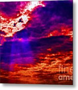 Judgment Day Metal Print
