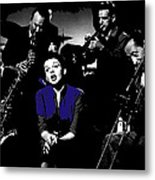 Judy Garland Singing The Man That Got Away A Star Is Born 1954-2014   Metal Print
