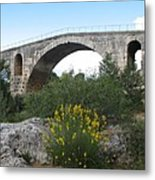 Julian Bridge Provence Metal Print