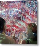 July Fourth Finale Metal Print