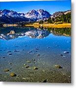 June Lake California Metal Print by Scott McGuire