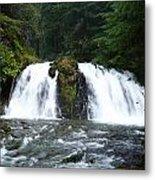 Juneau Trail Metal Print