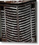 Junkyard Charm Metal Print